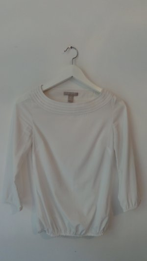 Banana Republic Long Sleeve Blouse white