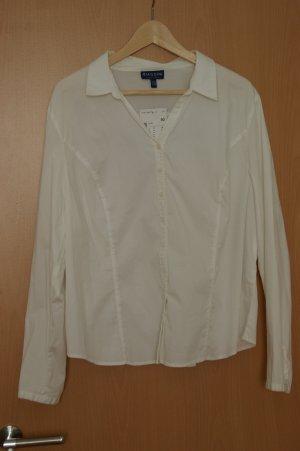 Weiße Bluse von Biaggini