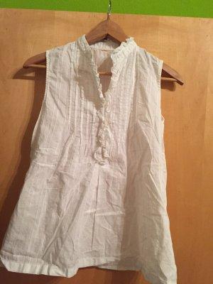 Weiße Bluse von Boss Orange in Größe 36