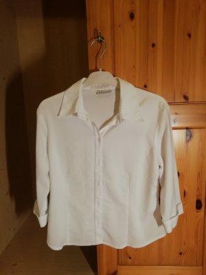 Weiße Bluse von Clockhouse