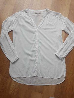 Weiße Bluse von comma