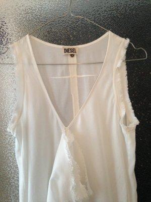 Weiße Bluse von Diesel