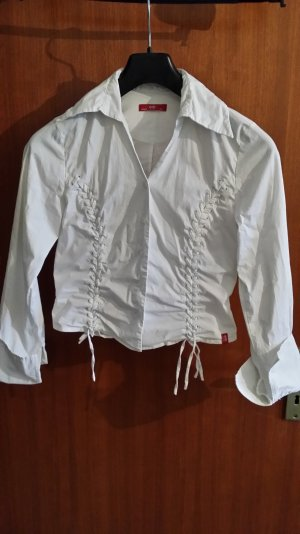 weiße Bluse von Esprit 34
