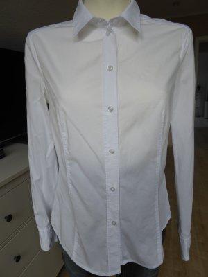 weiße Bluse von Esprit Gr. M