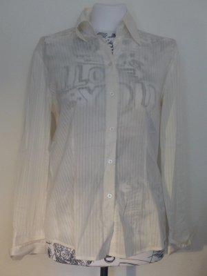 weiße Bluse von Esprit in Größe 38