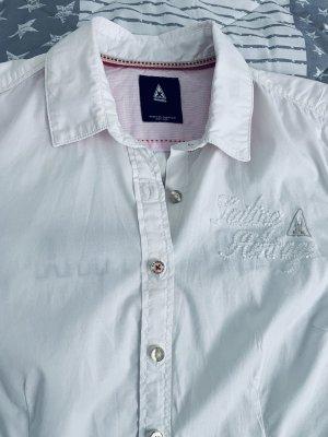 Weiße Bluse von Gaastra Größe L
