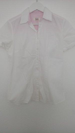 weiße Bluse von Gr. 38