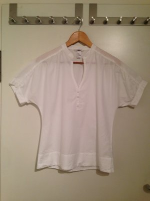 Weiße Bluse von H&M in Größe 38