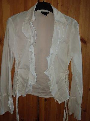 Weiße Bluse von Jones, Gr.38