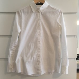 weiße Bluse von Karl Lagerfeld
