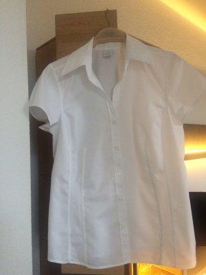 Weiße Bluse von Madeleine