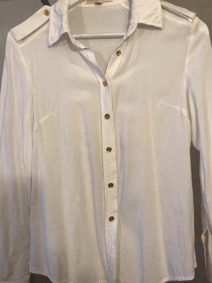 Weiße Bluse von Michael