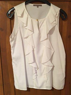 Weiße Bluse von Mint Berry