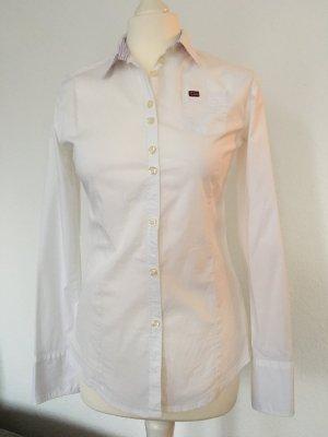 Weiße Bluse von Napapijri