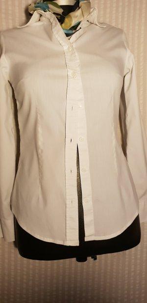 Weiße Bluse von PIU & PIU GR II /