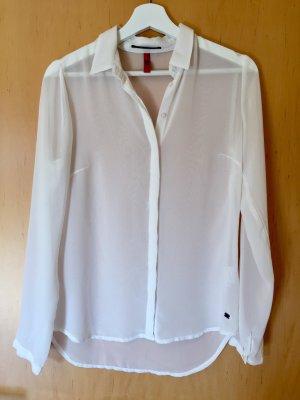 Weiße Bluse von QS, Gr. 34