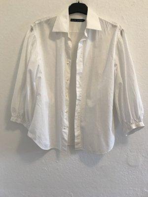 Weisse Bluse von Ralph Lauren, Gr.38
