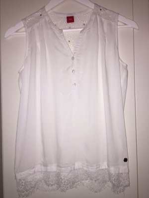 Weiße Bluse von s.Oliver