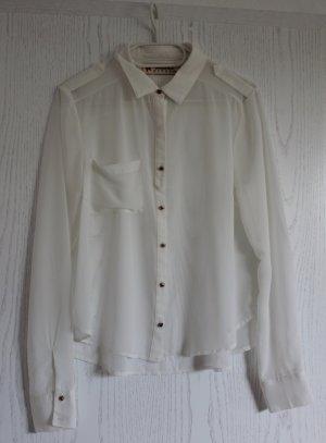 weiße Bluse von Springfield