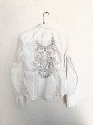 Weiße Bluse von Street One