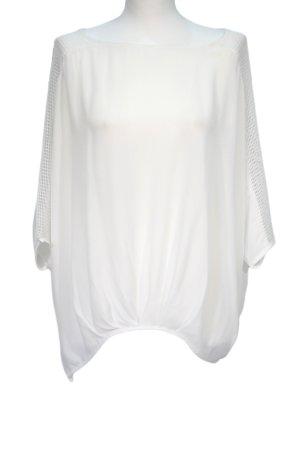 Weiße Bluse von Sweewe