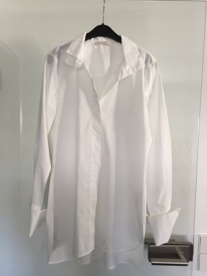 (The Mercer) NY Blouse-chemisier blanc coton