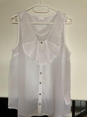 Weiße Bluse von Vila