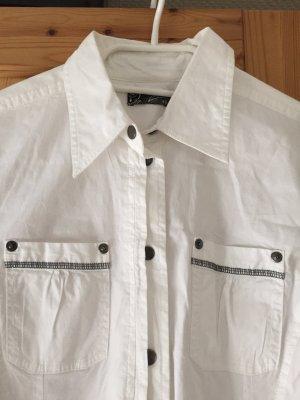 Weiße Bluse von Zagora in Größe 40