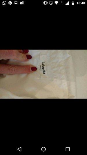 weiße Bluse von Zalando