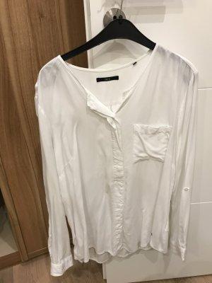 Weiße Bluse von Zero Größe 38