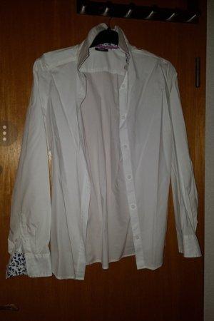 weiße Bluse Walbusch