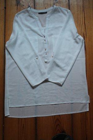 Weiße Bluse zu verkaufen