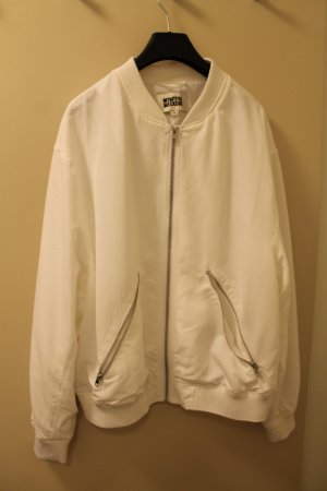Weekday Bomber Jacket white
