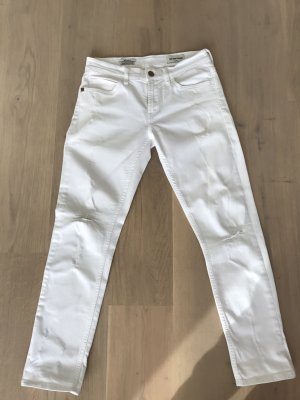 Weisse Boyfriend Rich & Royal Jeans