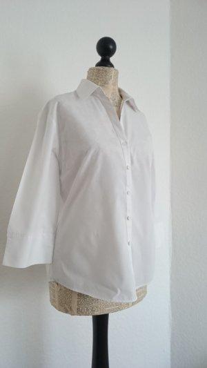 Weiße Buisness Bluse, Größe 38