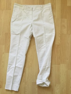 Weiße Business Casual Hose Gr. 40 S.Oliver Selection