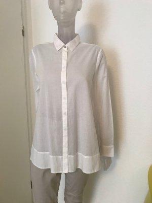 weiße BW-Bluse von Witty Knitters