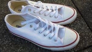 Weiße Converse All Star Gr. 40