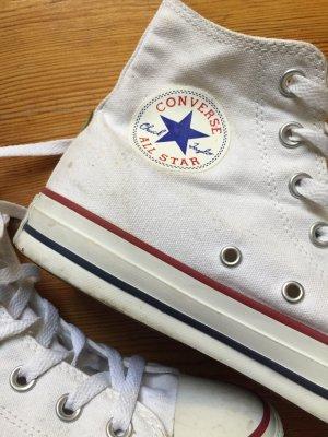 weiße CONVERSE ALL STARS