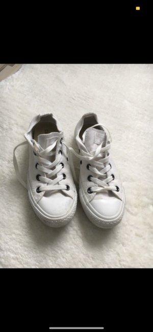 Converse Lace Shoes white