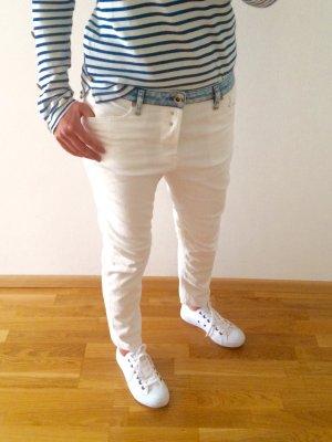 Weiße, coole Jeans von Diesel
