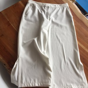 Weiße Culotte von Zara