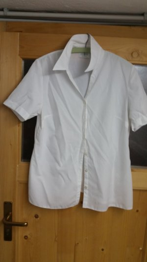 Weiße damen Bluse größe 50