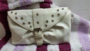 Weiße damen Handtasche