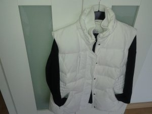 Street One Donsvest wolwit Polyester