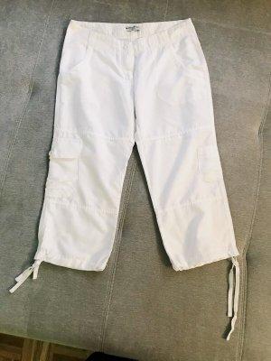 Blind Date Pantalon capri blanc