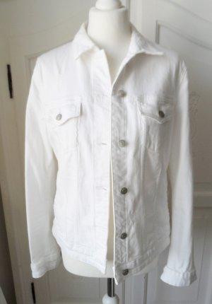weiße Esprit Jeansjacke Gr. L (40/42)  nur wenig getragen