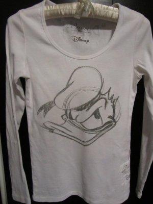 Weiße,festliche Shirt von Disney...