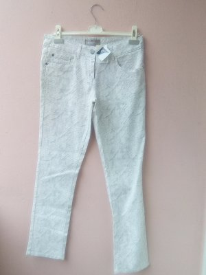 Blue Motion Jeans white