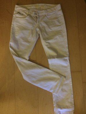 weiße Freeman T. Porter Jeans